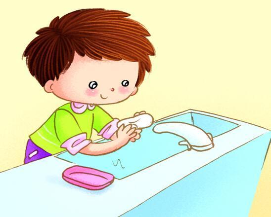 再看看便后不洗手的情况:挑个极端的情况来说,假如某个小朋友便后手上沾上了微量的便便,没有洗手就拿起了一块饼干放进嘴里,怎么样?可能你觉得有点恶心,但对他的身体有严重危害吗?似乎没有。他的便便中所带的细菌是他身体内本已有的,重复吃进去也无大碍。 因此,良好的卫生习惯应该是饭前便前要洗手。当然,最好就是随时保持双手清洁了。
